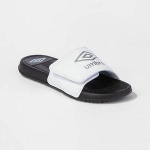 Girls Umbro Athletic Slides